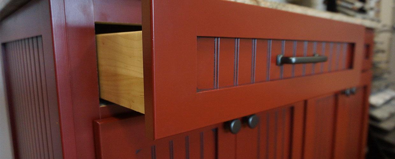 Red-Beadboard-Drawer