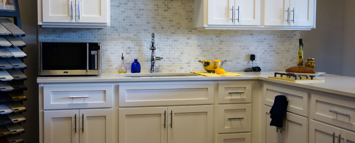 White-Cabinets Triangle Cabinet Cures