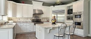 white kitchen cabinets and counters triangle cabinet cures