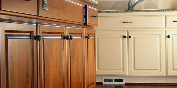 Brown-White-Cabinet-Refacing