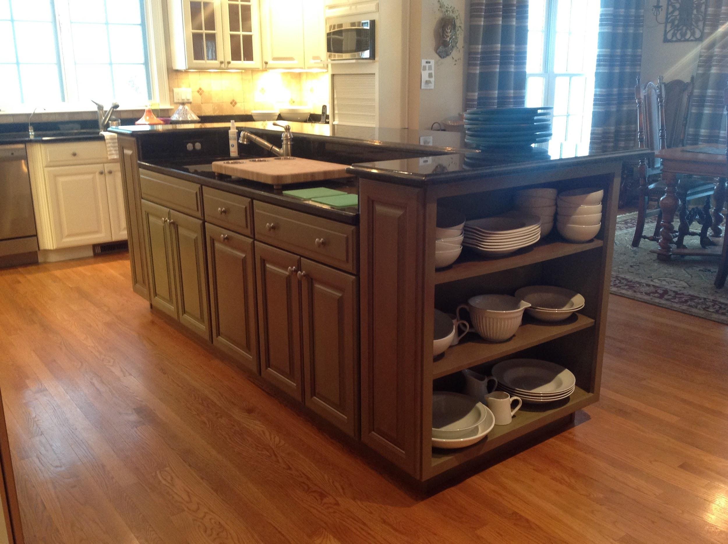 island counter shelving and cabinets triangle cabinet cures