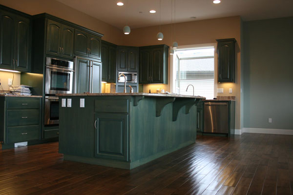 curved corbels under island counter triangle cabinet cures