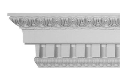 Dentil Crown Molding