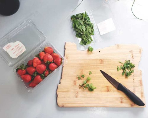 kitchen cooking cutting board
