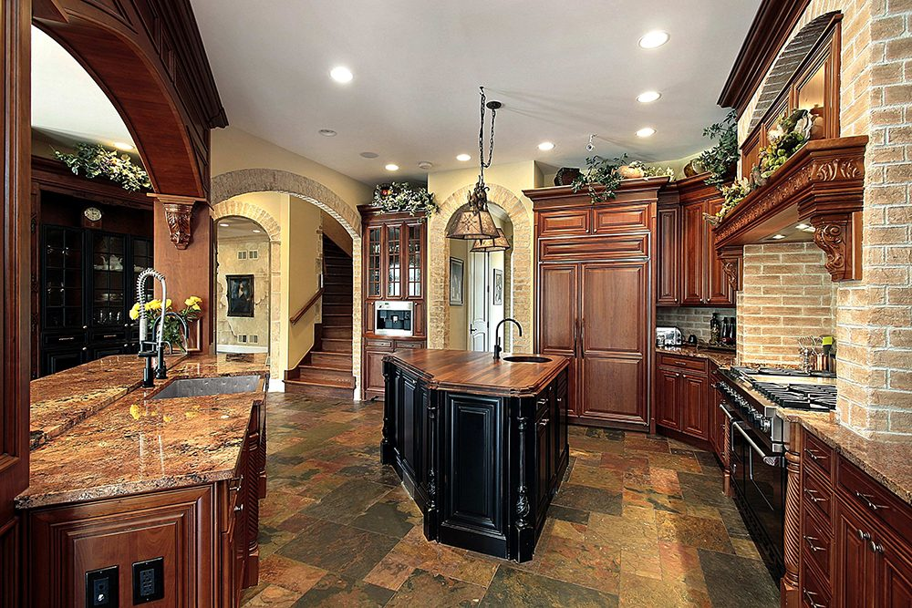 old-world-kitchen - Cabinet Cures of Raleigh-Durham